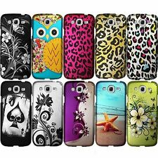 For Samsung Galaxy Mega 5.8 DOUS GT- I9152 Cover Design Hard Snap On Case