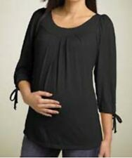 Maternity Top Pregnancy Top Shirt Blouse Sizes S,M,L,XL