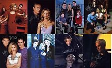 "Buffy Cast 10 x 8"" Signed PP Autograph"
