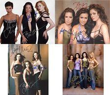 """Charmed 10 x 8"""" Signed PP Autograph"""