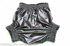 Incontinence Diapers PVC Dark Diapers for Adults Rubber Panty