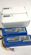 Twin Pack 2x  Turnigy 2200mah 3s 11.1v 20c-30c Lipo Battery Pack for RC Car Boat