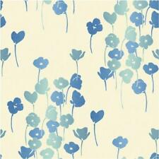 NEW WHITEWELL LUXURY REFLECTIONS FLORAL POPPY BLOSSOM 10M WALLPAPER ROLL W119054