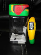 Deuce Brand G2 Sports Watch Rasta Colors Size Small to Large
