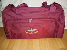 Parachute Regiment / Airborne Forces - Holdall / Messenger Bag / Backpack