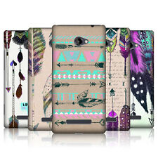 HEAD CASE DESIGNS LOVE FEATHERS HARD BACK CASE COVER FOR HTC WINDOWS PHONE 8X