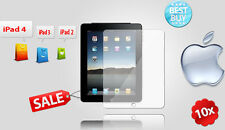 Ultra Clear LCD Screen Protector Film For Apple iPad 2 3 4