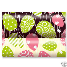 CHOCOLATE TRANSFER SHEETS - CHRISTMAS VALENTINES ST PATRICKS MOTHERS DAY EASTER