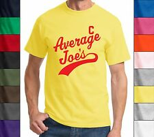 Average Joe's Dodgeball T Shirt Funny Gym Vaugn Movie Workout Unisex Tee Shirt