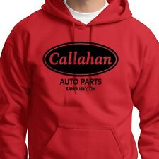 CALLAHAN Auto Parts Funny Retro T-shirt Tommy Boy Movie Hoodie Sweatshirt