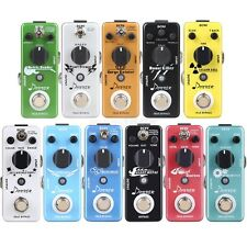 Donner seriesMorpher guitar effect pedal/Yellow Fall delay/Blues drive Overdrive