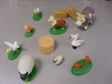TRACTOR TOM ANIMALS AND FARM EQUIPMENT ALL SOLD ON THERE OWN SO PLEASE SELECT