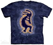 THE MOUNTAIN KOKO KOKOPELLI HOPI NATIVE AMERICAN FERTILITY T TEE SHIRT S-5XL