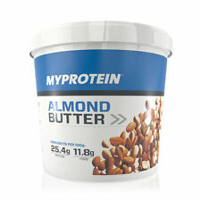 Myprotein: Almond Butter - Food - Tub - 1Kg