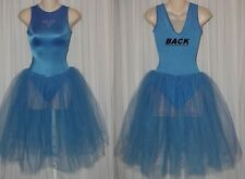 TWILIGHT Romantic Ballet Cinderella Dress Dance Costume Adult Small & Child Lar