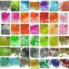 New Lots Charm 2mm 1000pcs 15g Czech glass seed beads