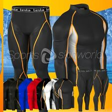 New Mens Compression Under Base Layer Shorts Armour Gear Tight Wear Shirt & Pant