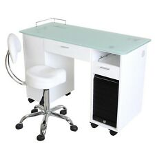 """""""Superb"""" Manicure Nail Table Station"""