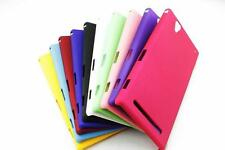 Simple Hard Plastic Protector Cover Case Guard Skin For SONY Xperia T2 Ultra