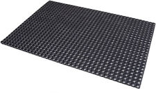 Heavy Duty Rubber Ring Mats 100cm x 150cm  - Stable Horse Play Area Gate 16/22mm