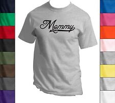 Mommy Since 2015 Unisex T Shirt New Mom Cute Mothers Day Holiday Gift Tee Shirt