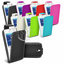LEATHER CASE FLIP CASE COVER POUCH FOR NOKIA 515 DUAL SIM