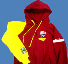 New Official Valentino Rossi Ducati Hoodie