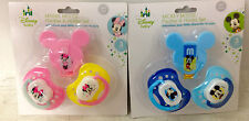 New Disney Baby Pacifiers and Holders Mickey Mouse Minnie Mouse Diaper cakes