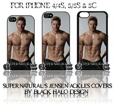 JENSEN ACKLES (DEAN WINCHESTER) COVER/CASE FOR  APPLE IPHONE 4/4S 5/5S & 5C
