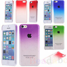 Gradiente Ultra Thin Waterdrop Hard Back Case Cove For Apple iphone 4 4S 5 5S 5C