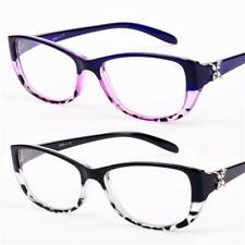 New Womens Ladies Girls Designer Cat Eye Vintage  Reading Glasses +1.253 R44