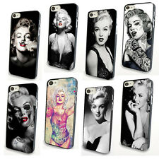 New Sexy Marilyn Monroe Hard Back Case Cover Skin For Apple iPhone 5 5S 5C 4S 4