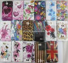 Oil Paint Flower Butterfly Soft Case Skin Cover For lg L70 D325 D320 L70 Dual