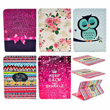 Stand PU Leather Tablet Folio Case Cover Skin for Samsung Galaxy Tab Vintage