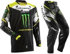 NEW 2015 THOR PHASE MONSTER PRO CIRCUIT MX DIRT BIKE GEAR COMBO ALL SIZES