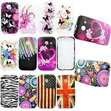 Fashion Soft TPU Rubber Skin Cell Phone Cover Case Protector For Motorola Moto E