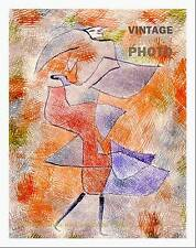 Paul Klee Diana in the autumn wind 1921(1) Large 24x16 Small 17.5 x14
