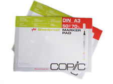 COPIC BLEEDPROOF MARKER PAD - A3 / A4