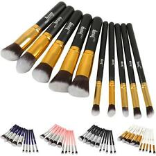 10Pcs Professional Cosmetic Makeup Brush Brushes Set Powder Eyeshadow FHRG