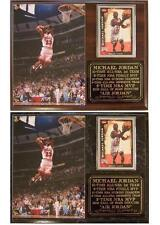 Michael Jordan #23 Chicago Bulls 5-Time NBA Most Valuable Player Photo Plaque
