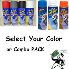 11 oz Spray PLASTI-DIP Plastic Dip Rubber Coating Spray Paint Select Your Color