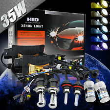 35W HID Conversion Kit Xenon light H7 H11 H13 9003 9005 9006 5K 6K 8K H4 Hi-Low