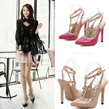 Brand New Womens Fashion Sexy High Heel Peep Toe Stilettos Platform Pumps Ladies