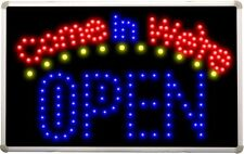 led003 Come in we're OPEN Business LED Neon Light Sign