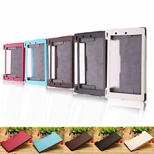 "Flip PU Leather Case Cover For 8"" Lenovo YOGA 8 B6000 Tablet PC MID US Shipping"