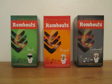 Rombouts Single Serve Coffee at Wholesale Pricing.  One Case of 12 Retail Boxes