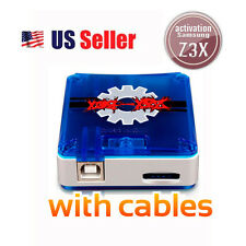 Z3X GPG BOX GSM PHONE SAMSUNG UNLOCKER + 29 UNLOCKING CABLE SET GALAXY OMNIA USA