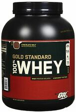 Optimum Nutrition Gold Standard 100% Whey Protein all weights ON Supplement