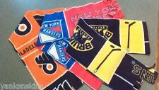 "NHL fleece scarf approx 6"" x 60"""
