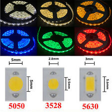 SMD 2835 3528 5050 5630 5M RGB 300 LED Flexible Strip Light Non- Waterproof